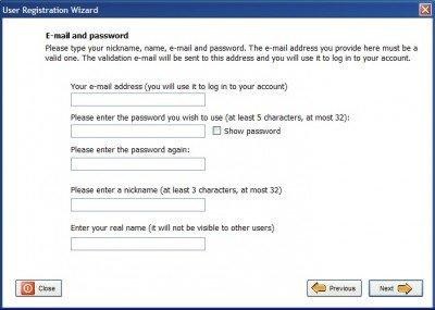 DriverMax Регистрация