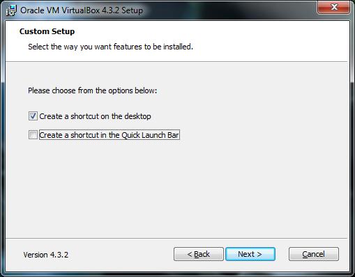 Установка virtualbox 3